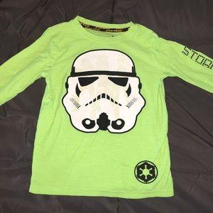 Star Wars Stormtrooper Long Sleeve Tee